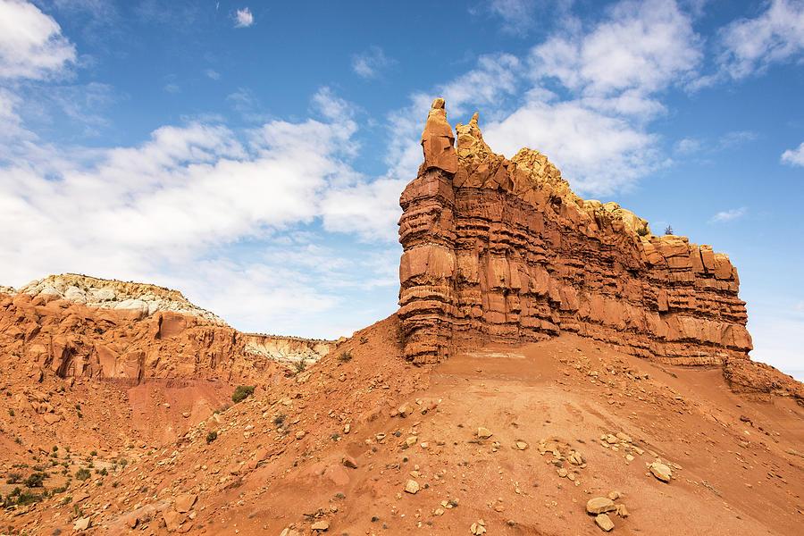 New Mexico Photograph - Ojitos De Los Gatos - New Mexico by Brian Harig