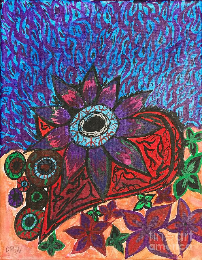 Ojo Heartbeat by Artists With Autism Inc