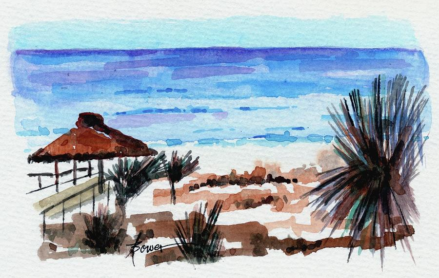 Okaloosa Island, Florida by Adele Bower
