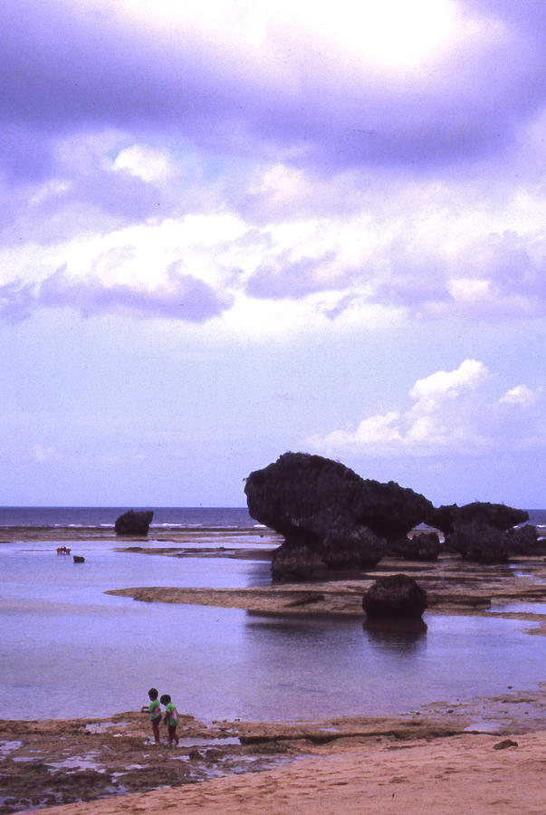 Okinawa Photograph - Okinawa Beach 20 by Curtis J Neeley Jr