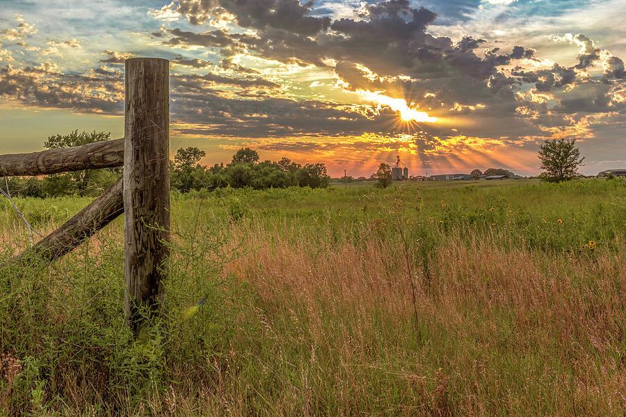 Oklahoma by Bryan Xavier