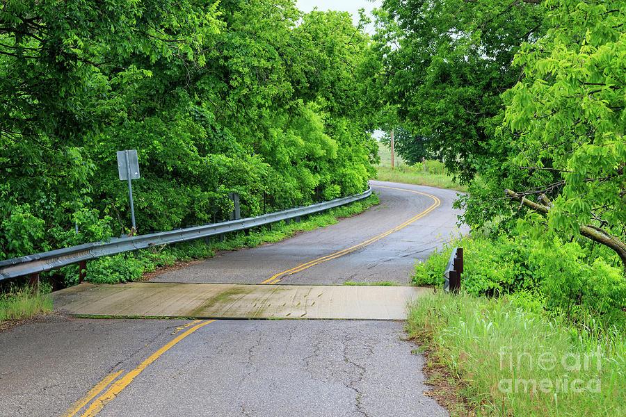 Oklahoma Roadside Photograph