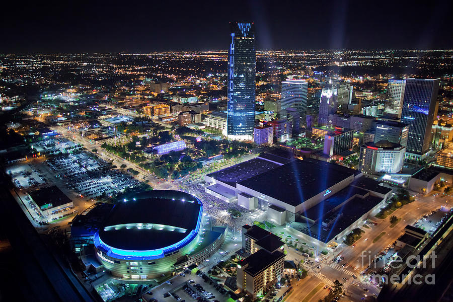 Oklahoma City Photograph - Okt001-26 by Cooper Ross