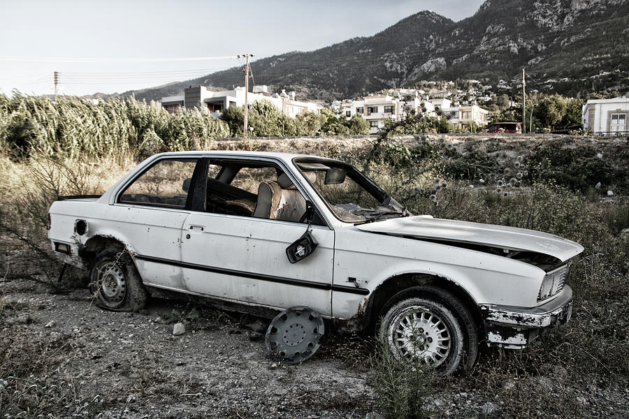 Old and forgotten by Adriana Zoon