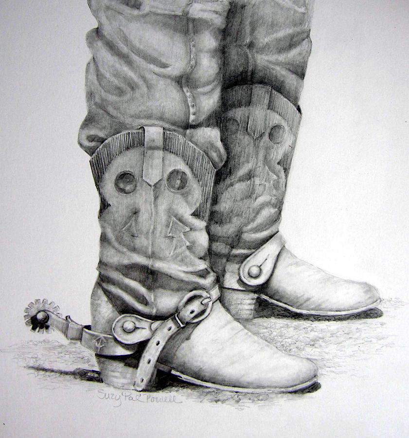 Pencil Art Painting - Old And Wrinkled by Suzy Pal Powell