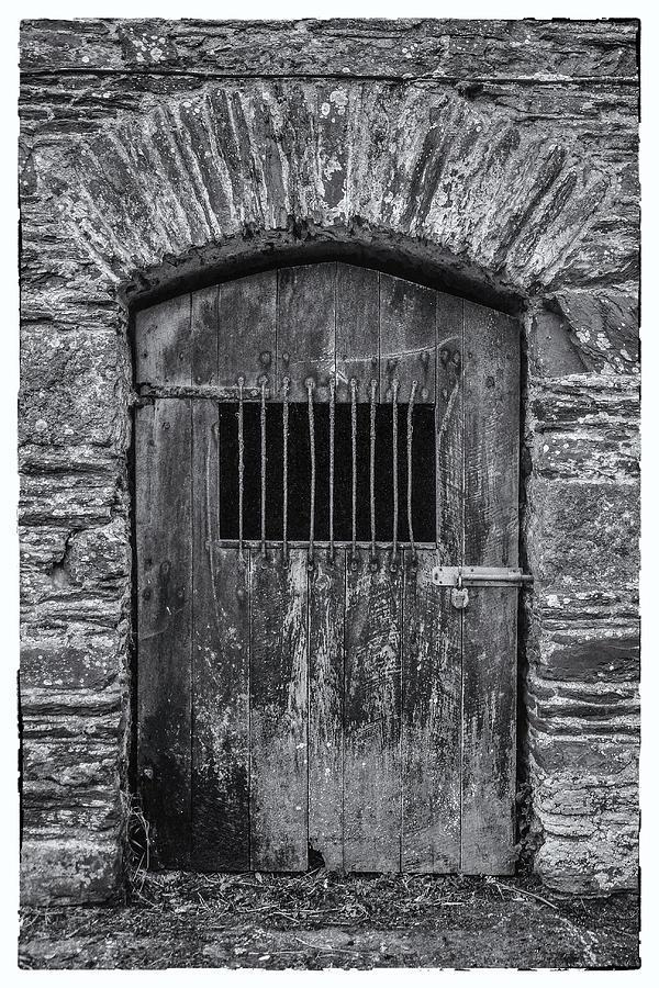Barn Photograph   Old Barn Door By Andrew Wilson