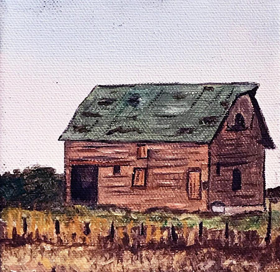 Old Barn Iowa by Kevin Callahan