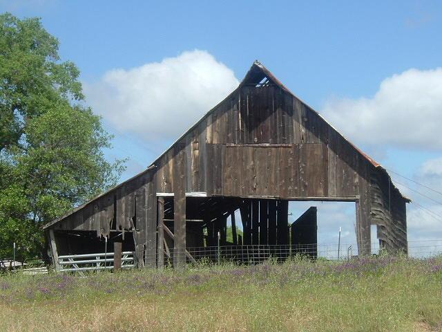Barn Photograph - Old Barn by JoAnn Tavani