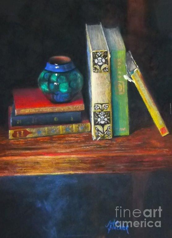 Old Books by Julia Blackler
