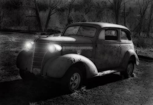 Old Car Photograph by SWalls
