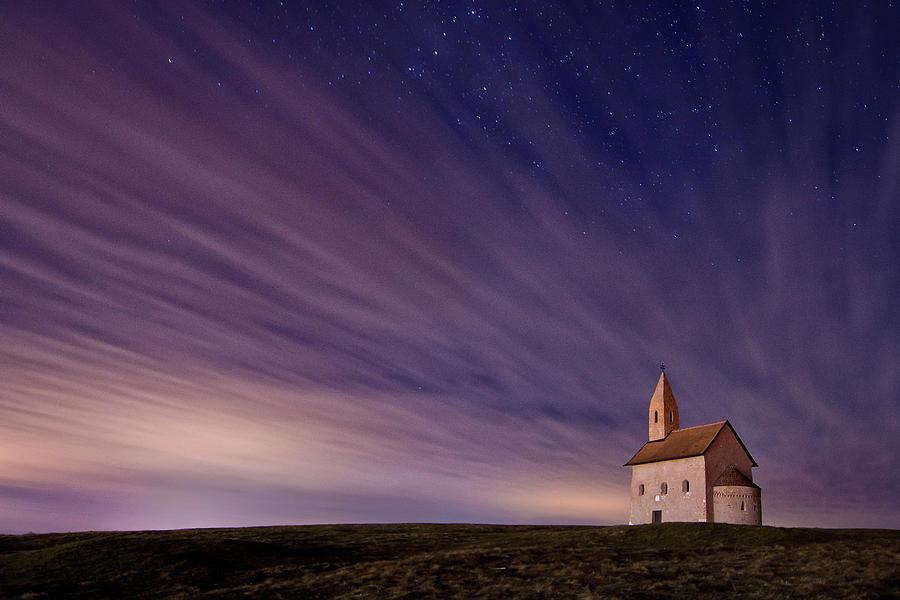 Church Photograph - Old Church by Michal Candrak