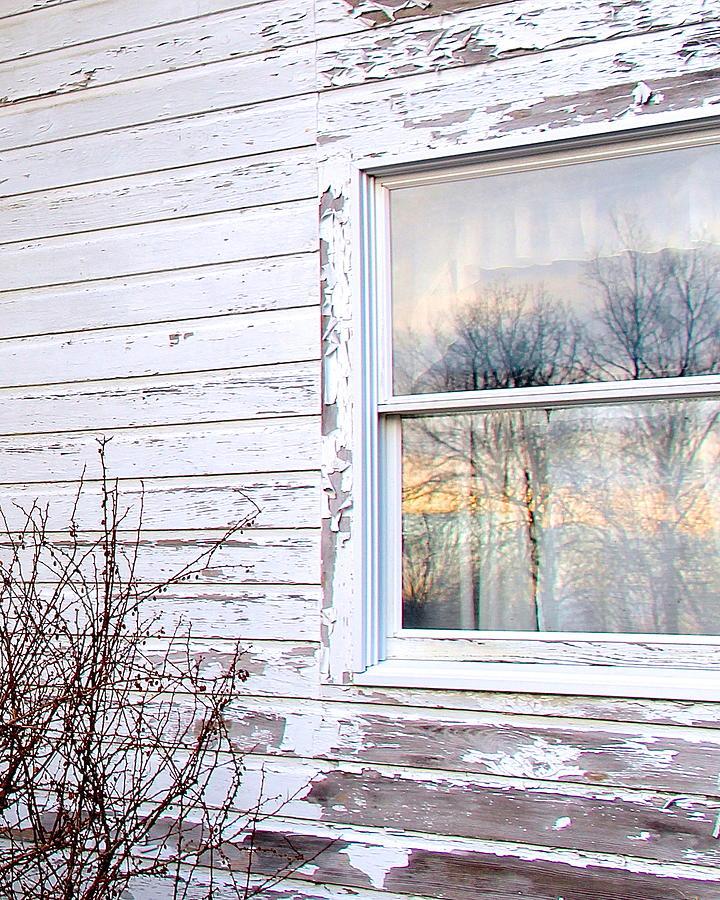 Old Church Window by Joy Buckels