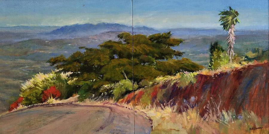Old Cypress near Temecula by Peter Salwen