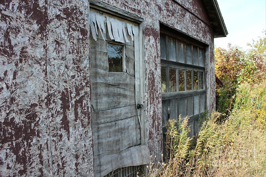 Door County Photograph - Old Door County Cherry Store by Nikki Vig