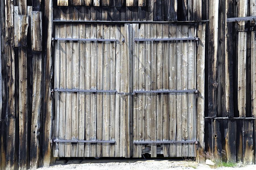 Old Door by Thomas M Pikolin