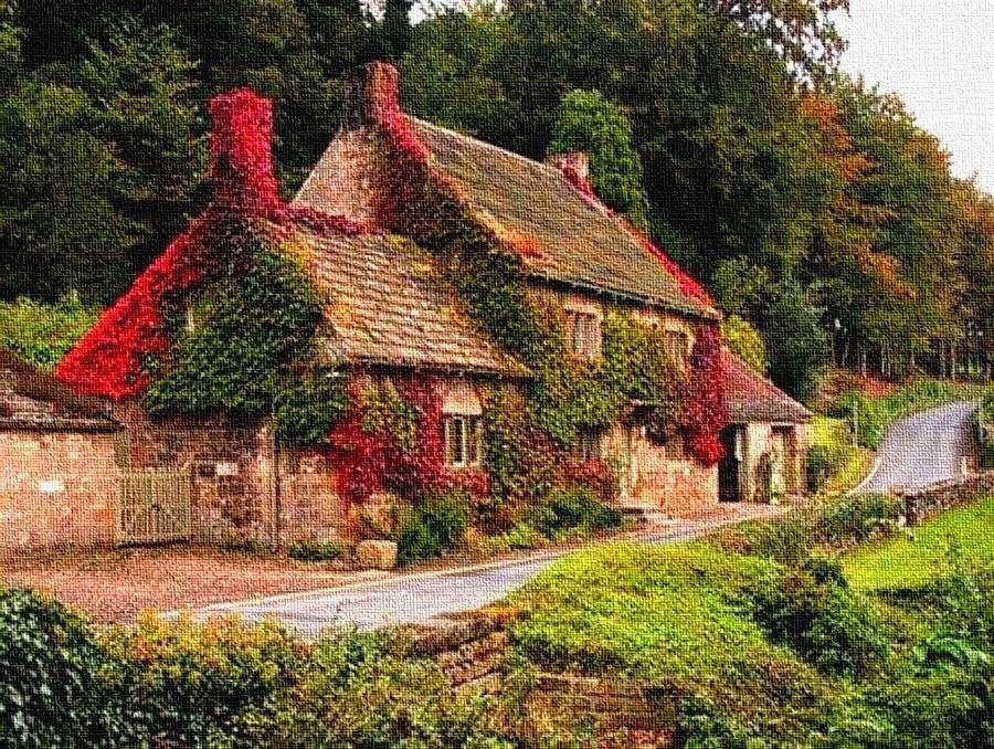English Cottage Wall Decor