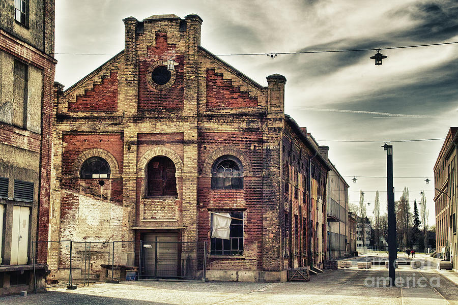 Image result for old factory