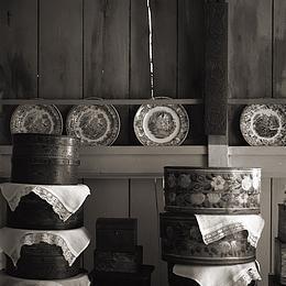 Architecture Photograph - Old Farm by Antonie Woordes