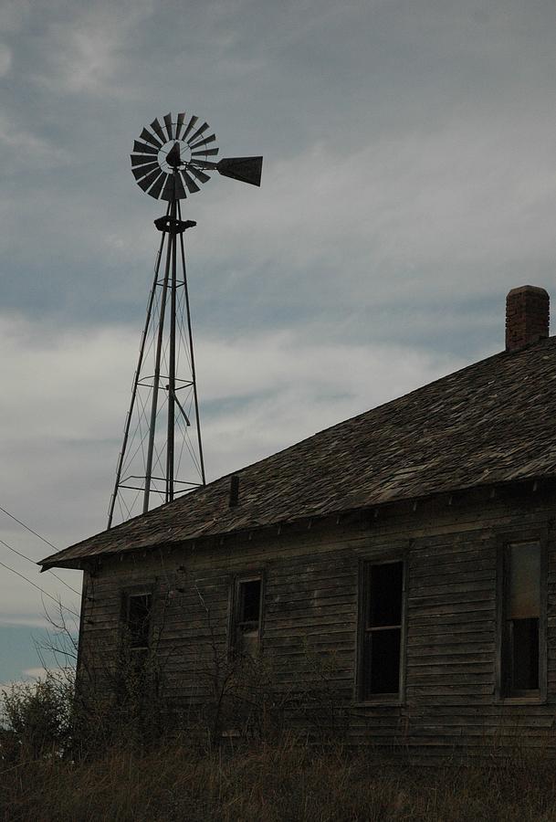 Farm Photograph - Old Farm by Julie Clements