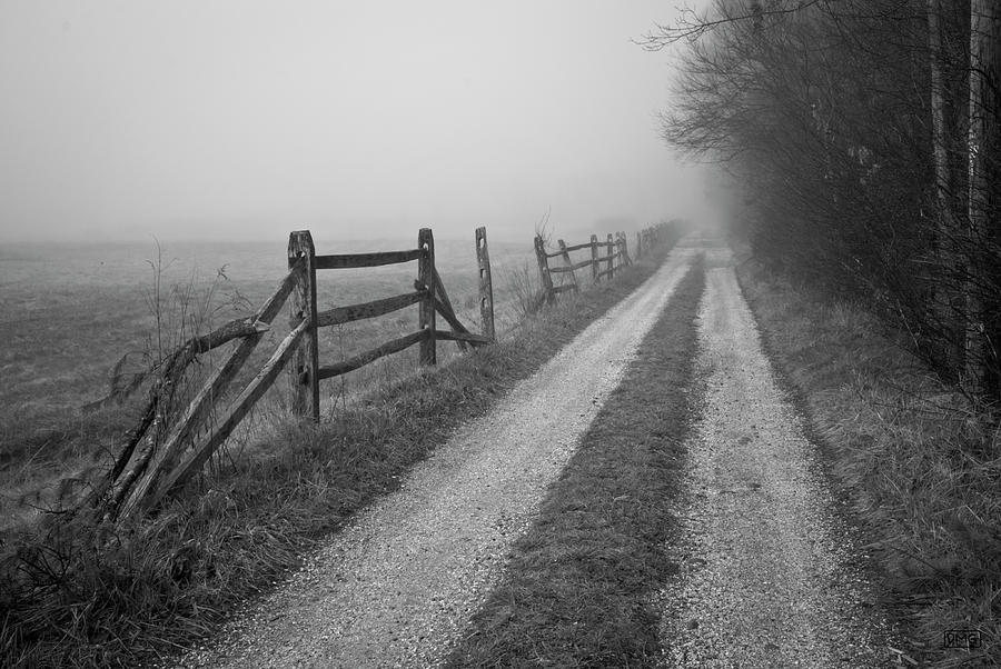 Old Farm Road by David Gordon