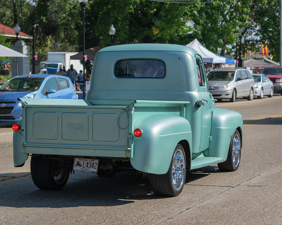 Old Ford Pickup Photograph by My Angle On It Photography