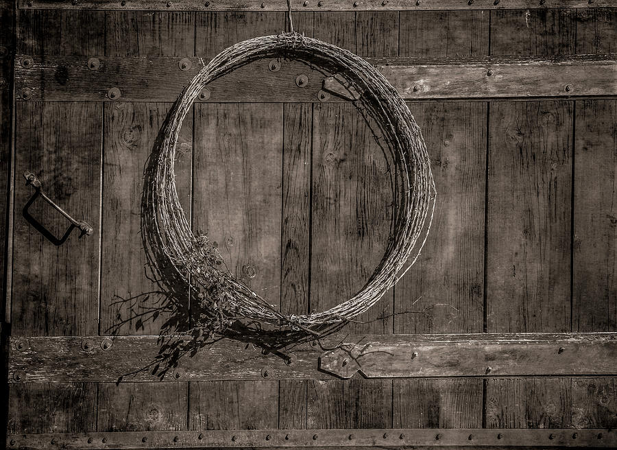 Old Gate by ELAINE MALOTT