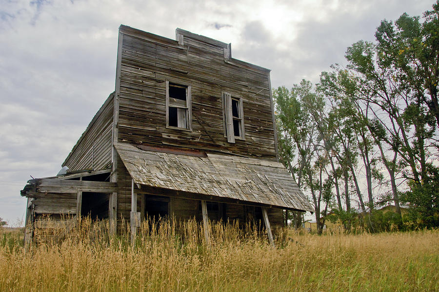 Old General Store Photograph by James Steele
