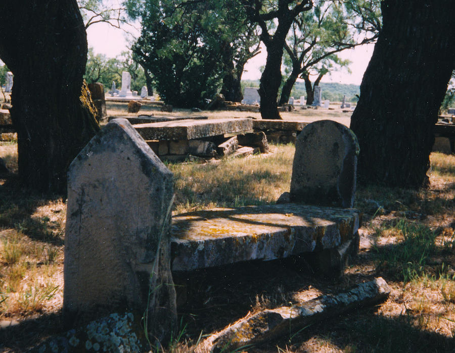 Old Grave  Photograph by Cindy New