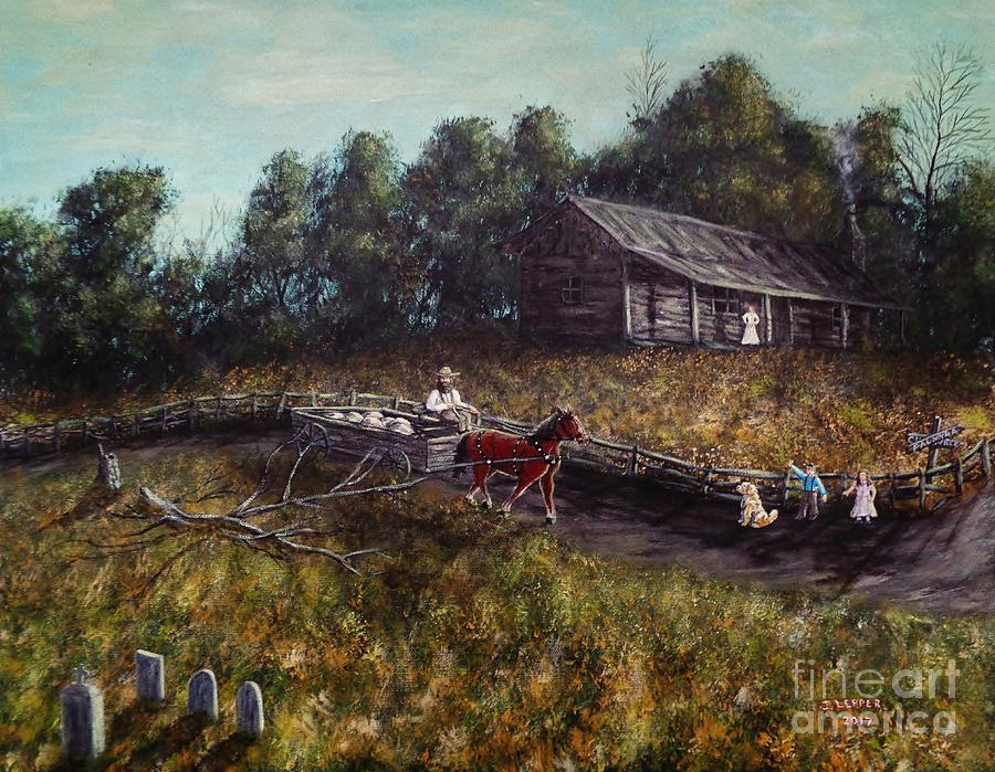 Old Home, New Family by Jack Lepper