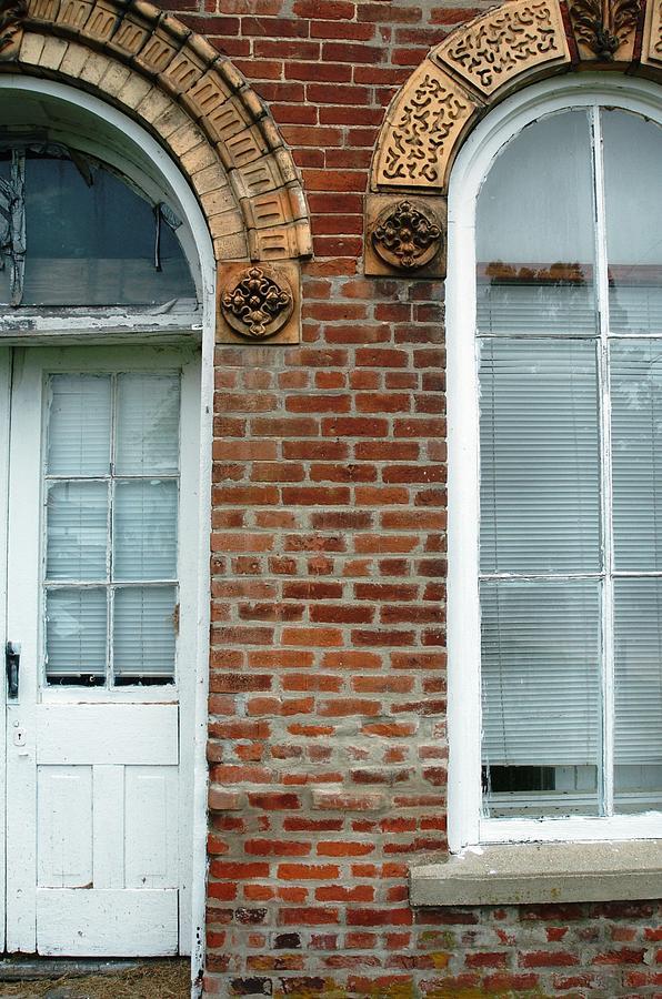 Old Photograph - Old House Bridgeton by Jon Benson