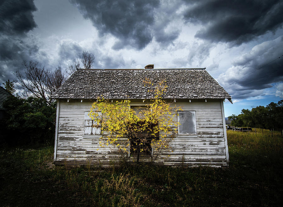 Old House by Wesley Aston