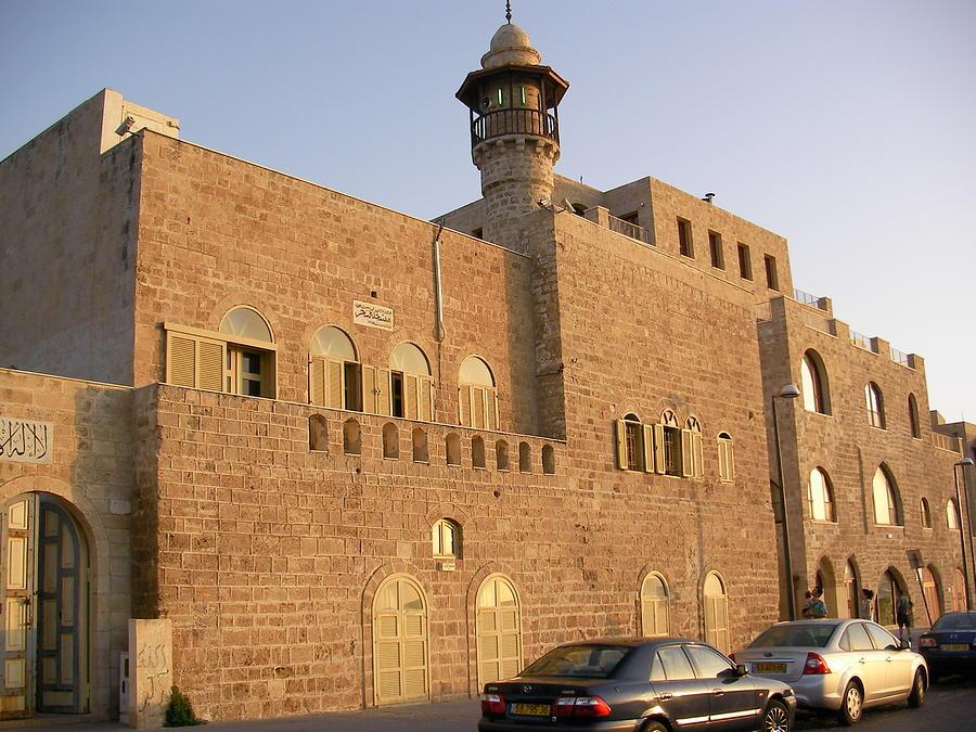 Israel Photograph - Old Jaffe Prison by Yonatan Frimer Maze Artist