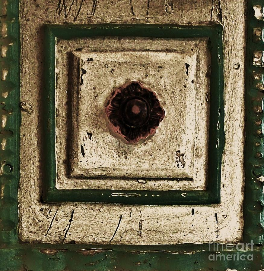 Photo Photograph - Old Knob Abstract by Marsha Heiken
