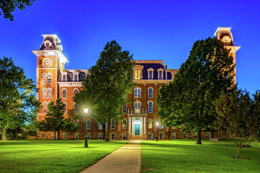 Campus of University of Arkansas