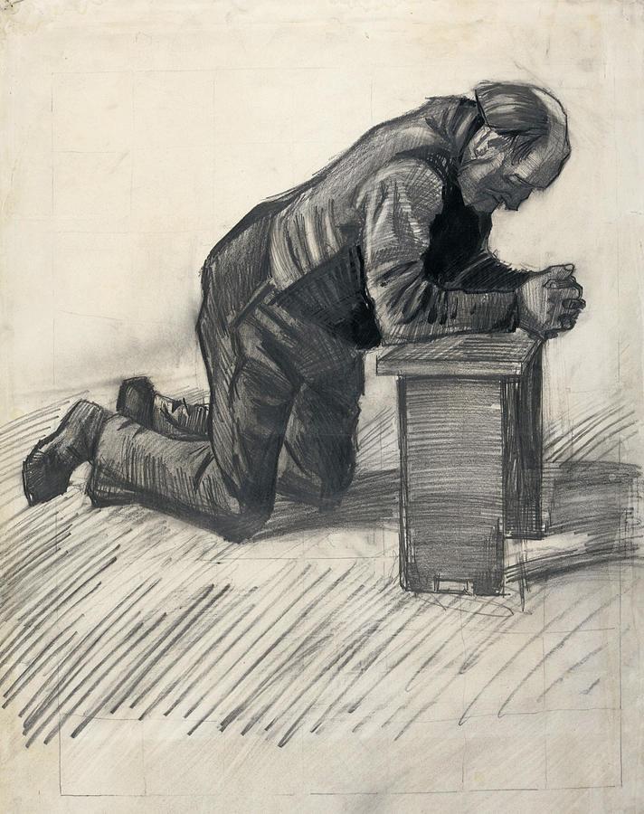 Image result for old man praying