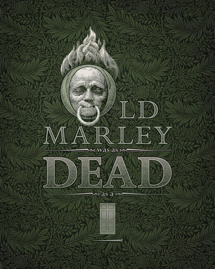 Old Marley by Swann Smith