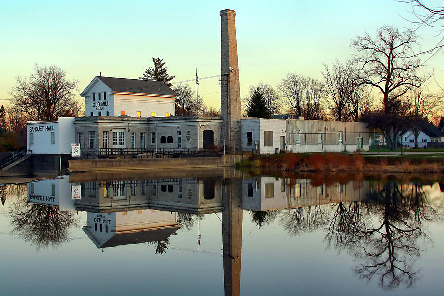 Old Mill Museum Photograph
