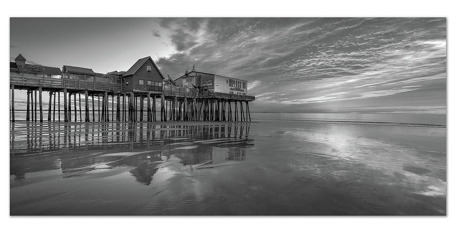 Old Orchard Beach by Chad Tracy