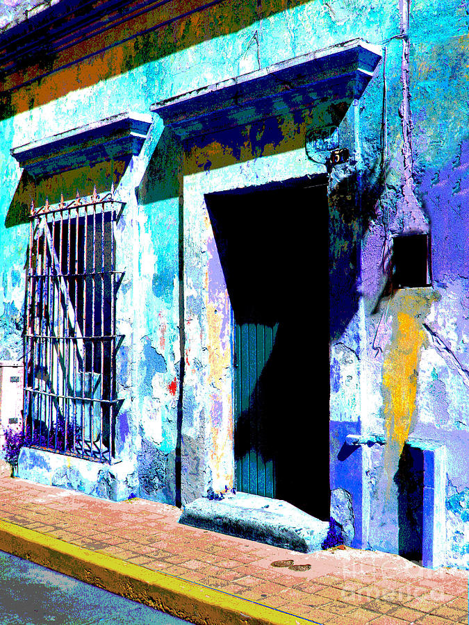 Darian Day Photograph - Old Paint By Darian Day by Mexicolors Art Photography