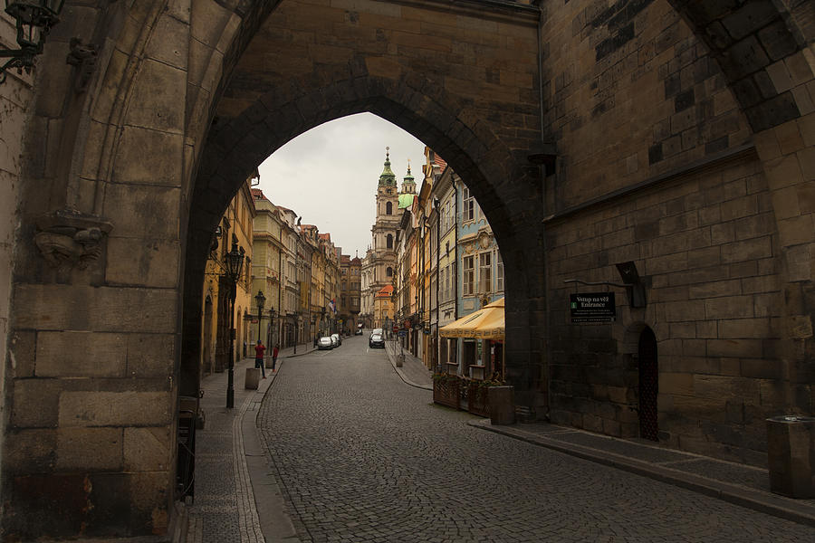 Old Prague by Jed Holtzman