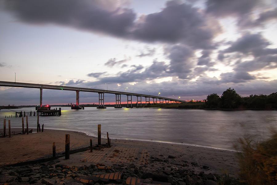 Old Pungo Ferry Bridge by Brian Knight