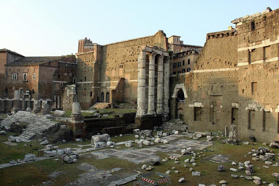 Old Rome Photograph by Munir Alawi