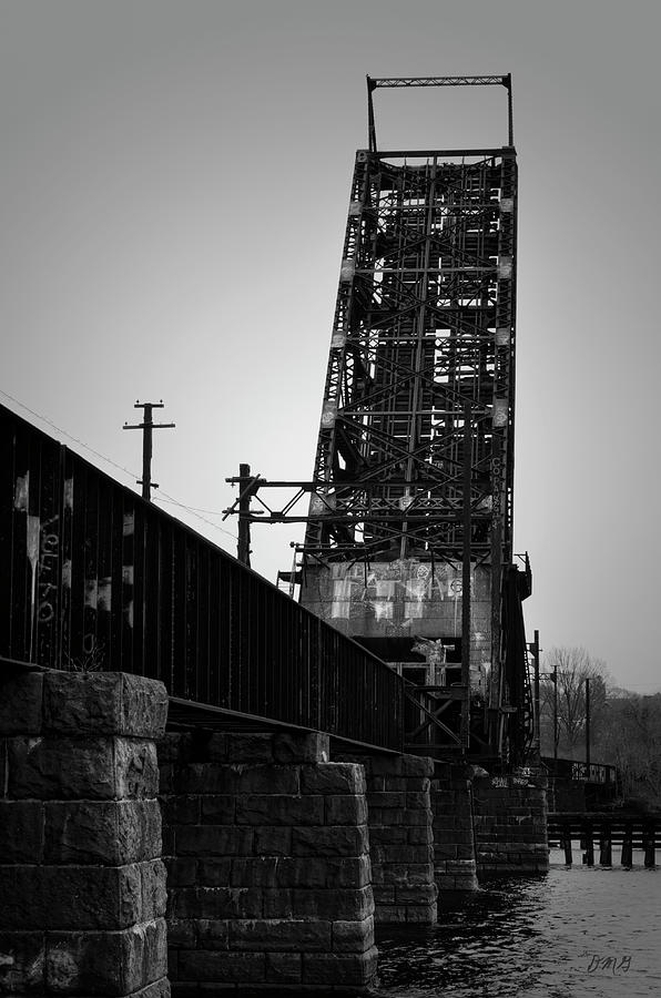 Old RR Bridge Providence RI by Dave Gordon