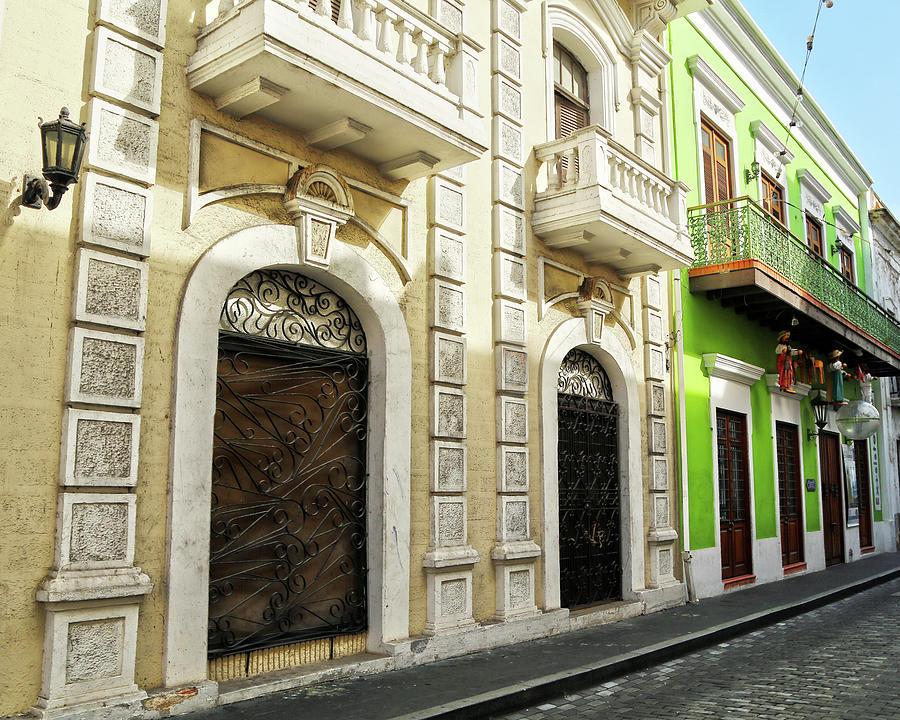 Old San Juan Photograph - Old San Juan 4 by Mitch Cat