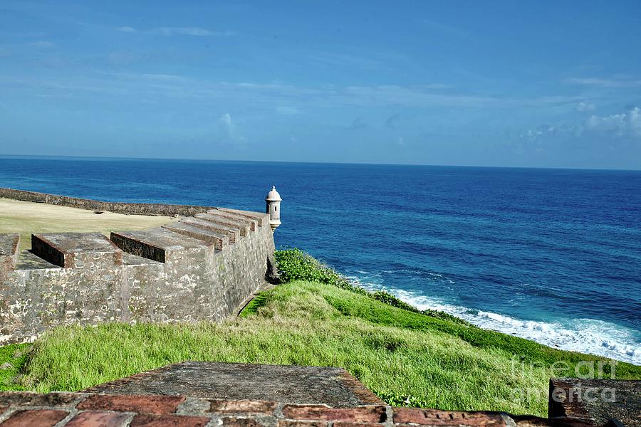 Old San Juan Fort by Buddy Morrison