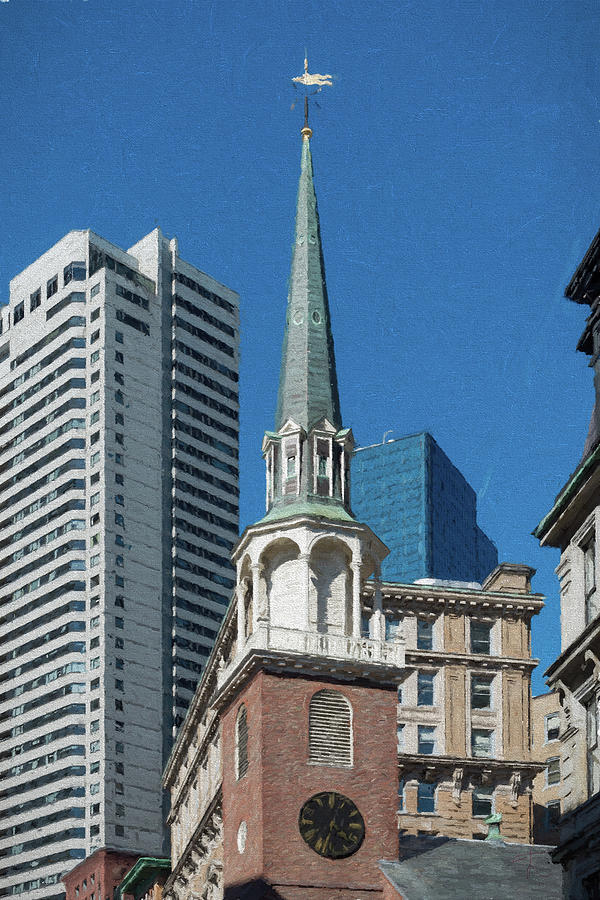 Excellent Old South Meeting House Boston Home Interior And Landscaping Ologienasavecom