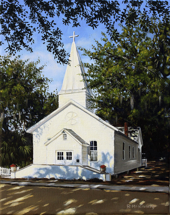 Old St. Andrew Church by Rick McKinney