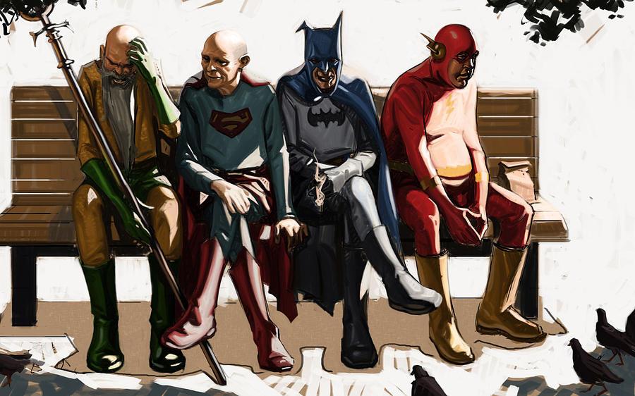 Old superheroes-7329 by Jovemini ART