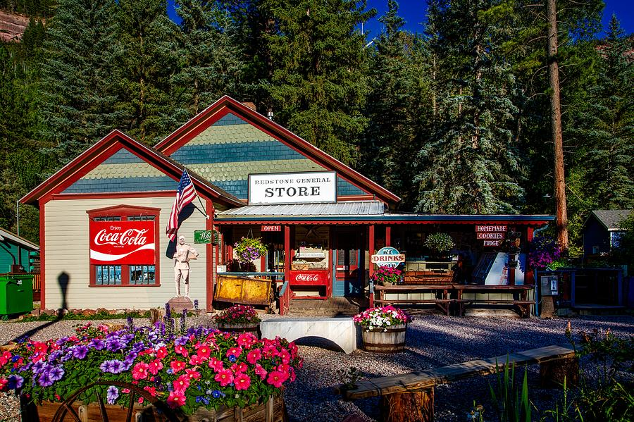 Old Time General Store Photograph By Mountain Dreams