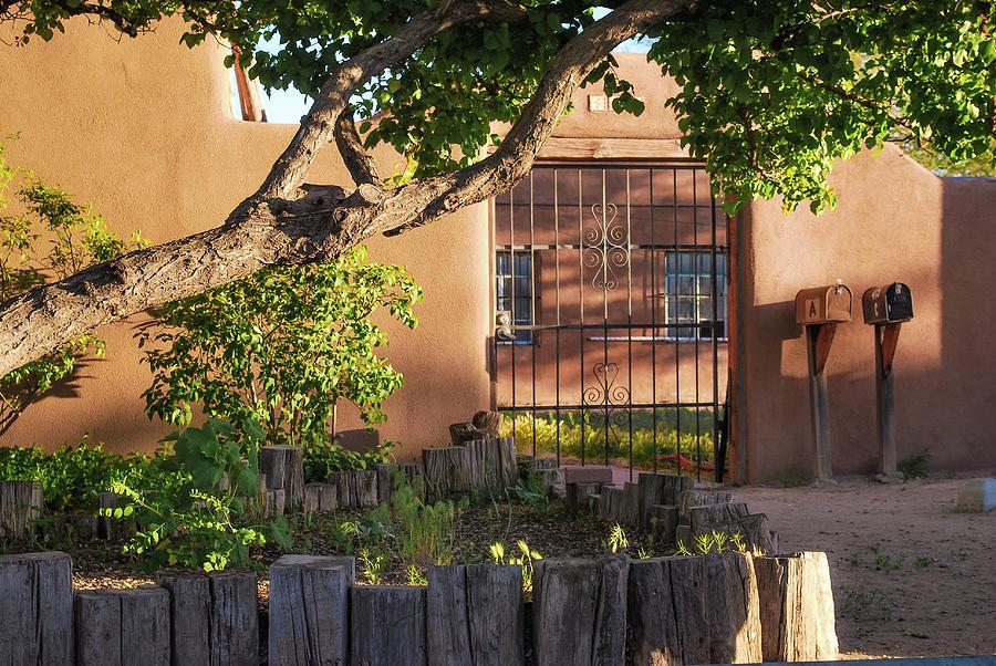 America Photograph - Old Town Albuquerque Pueblo  by Gregory Ballos